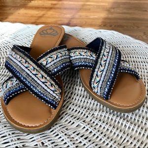 Fergalicious by Fergie Starlit Studded Sandal